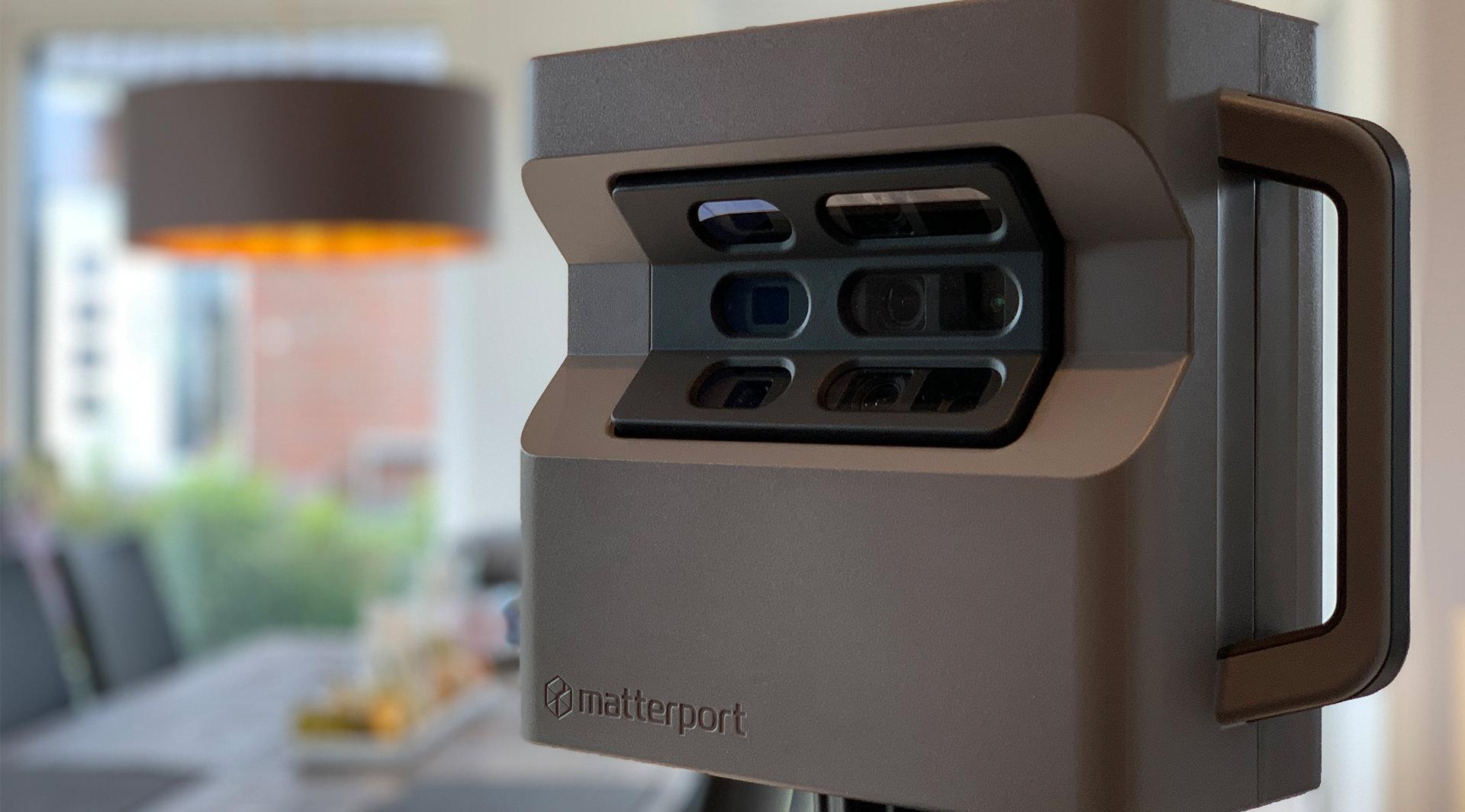 360 Grad - Virtueller Rundgang - Matterport Tour