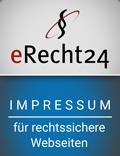 eRecht24 Siegel Agentur - Impressum
