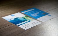 Flyer Offline Marketing Hamburg - webnstyle